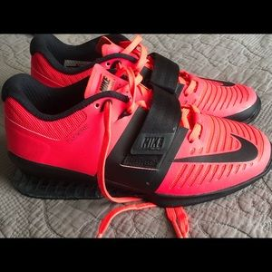 Nike Crossfit Lifters Weight Training Romaleos 3